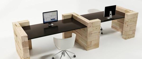Holzwand-Bürodesign-008_
