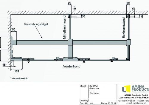 SaniWall-GlassLine-Anschlussdetails