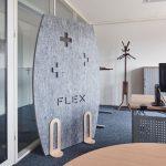 Akustik Stellwand FlexWall II
